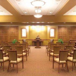 Private Care Facility Chapel